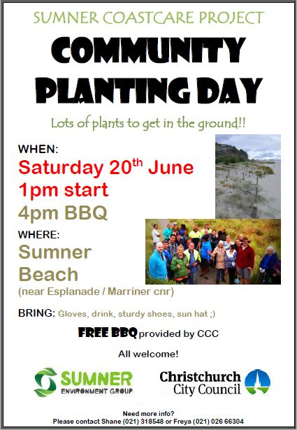 Community Planting Day flyer_20 June 2015
